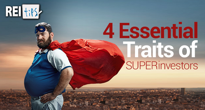 4 Essential Traits of SUPERinvestors