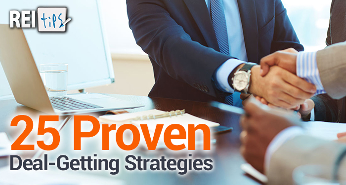 25 Proven Deal-Getting Strategies